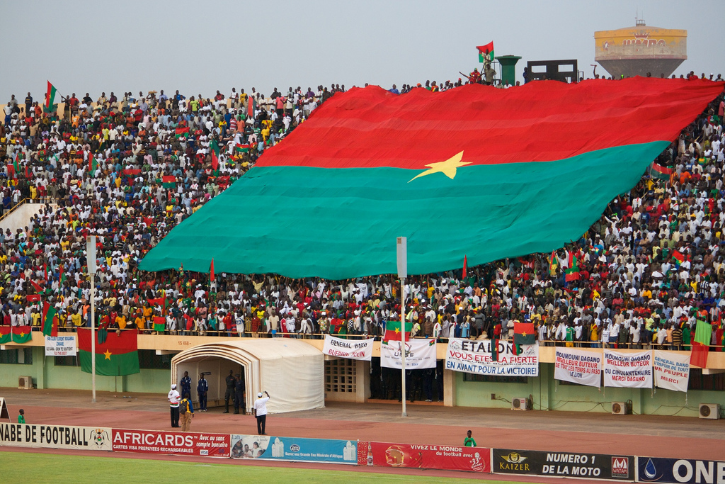 Africa Cup 2012 qualifiers: Burkina Faso-Namibia