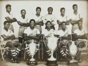 Ghana Football Team from the 1960s