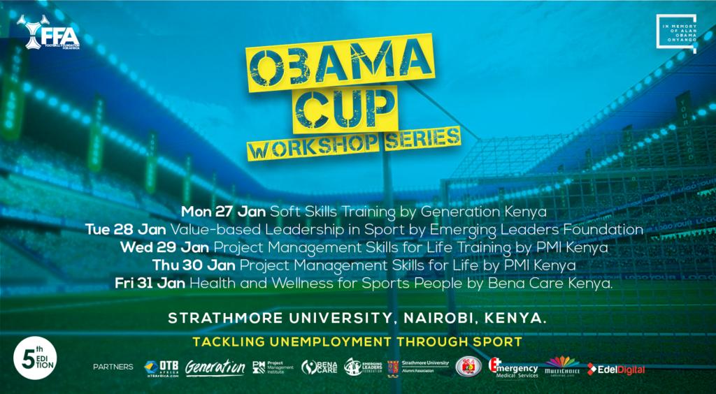Obama Cup 2020 Workshop Series