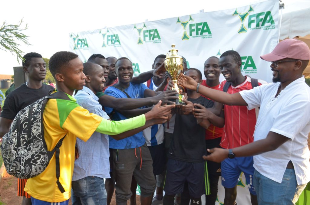 Winners Strathmore University FC
