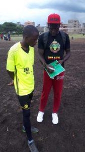 Coach Abedi